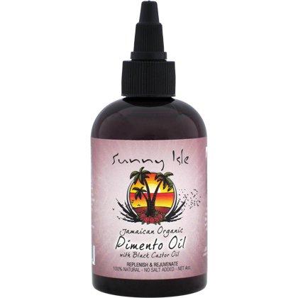 Sunny Isle Jamaican Organic Pimento Oil