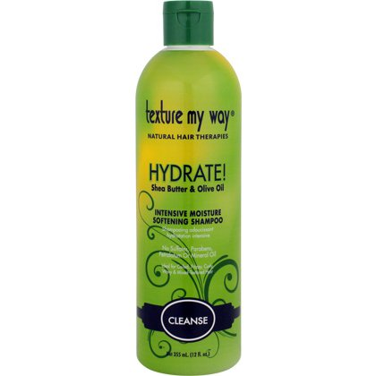 Texture My Way Hydrate Intensive Moisture Softening Shampoo