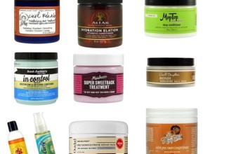 The BEST Curly-Hair Deep Conditioners